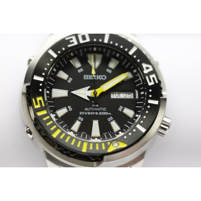 "Seiko Prospex ""Baby Tuna"" Automatic Diver's Men's Watch (SRP639K1)"