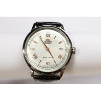 "Orient ""Bambino"" Roman Dial Automatic Mens Watch (ER2400BW)"