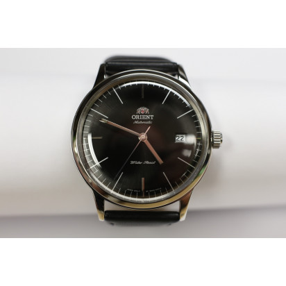 "Orient ""Bambino"" Black Automatic Mens Watch (ER2400LB)"