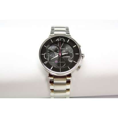 Citizen Eco-Drive Chronograph Watch (FB1200-51E)