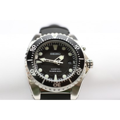 Seiko Kinetic Diver's Watch (SKA371P2)
