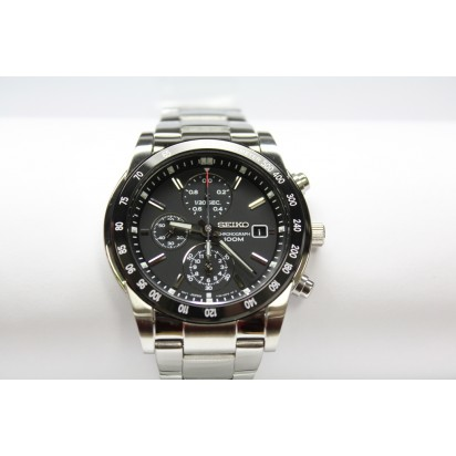 Seiko Chronograph Sports Watch (SNDC99P1)