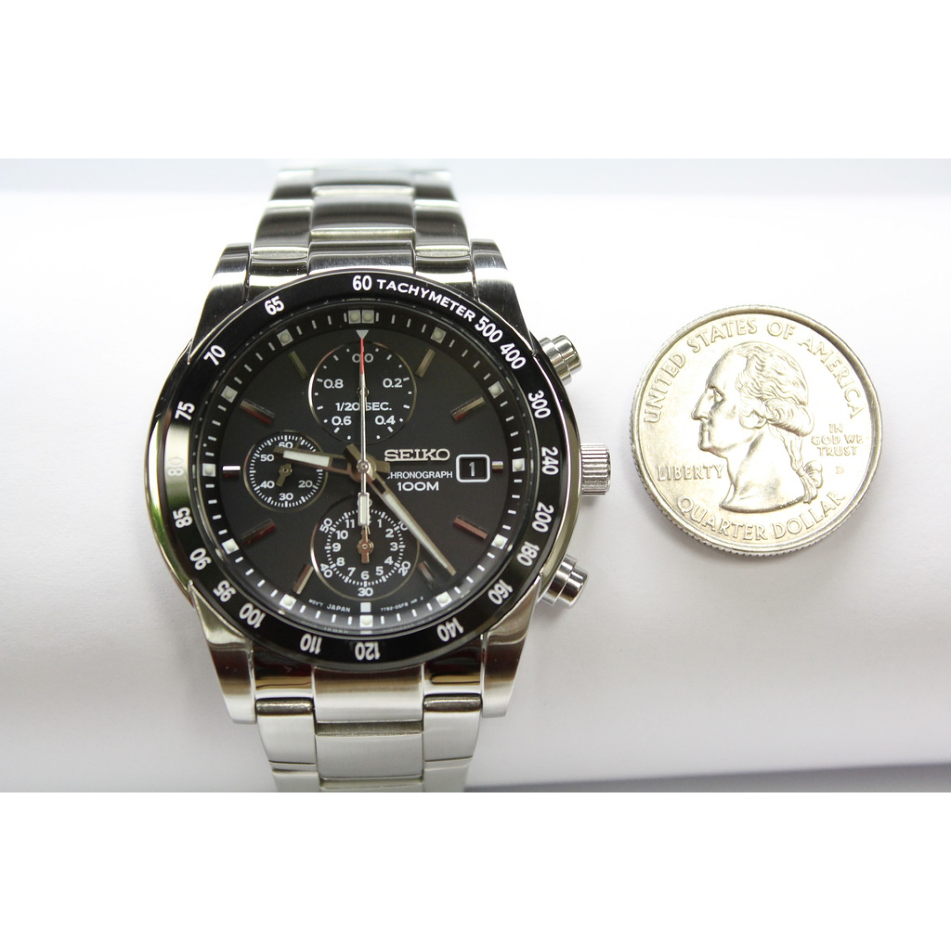 Seiko Chronograph Sports Watch (SNDC99P1